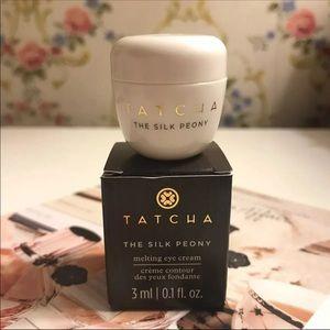 Tatcha The Silk Peony Eye Cream 3ml NWT